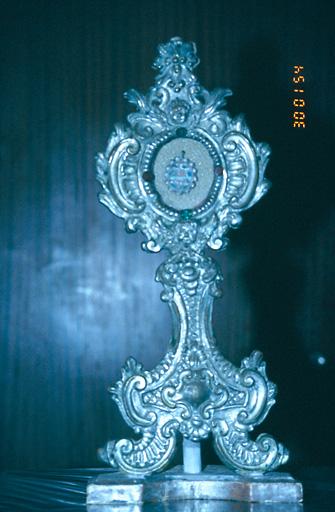 reliquaire de saint Charles Borromée