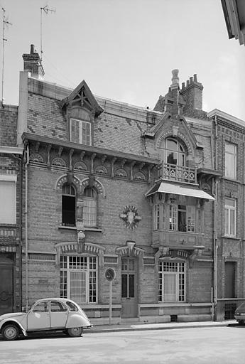 Maison Dite Villa C Cile Monument Historique De