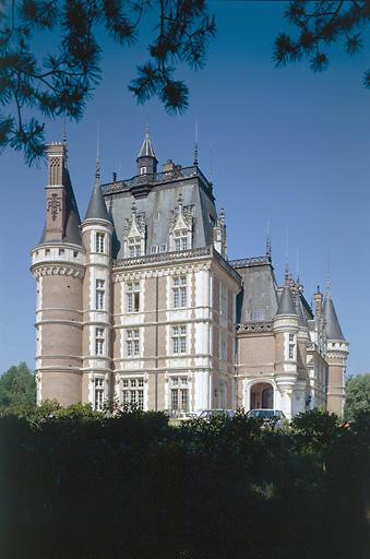 Château, puis maison de repos