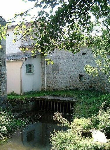 Moulin à eau de l'Etang