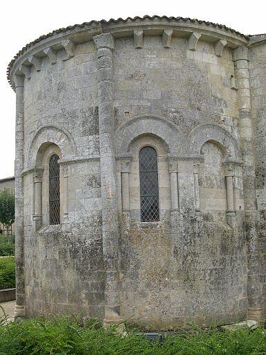 Eglise paroissiale Saint-Paul ; temple de protestants ; musée du protestantisme poitevin