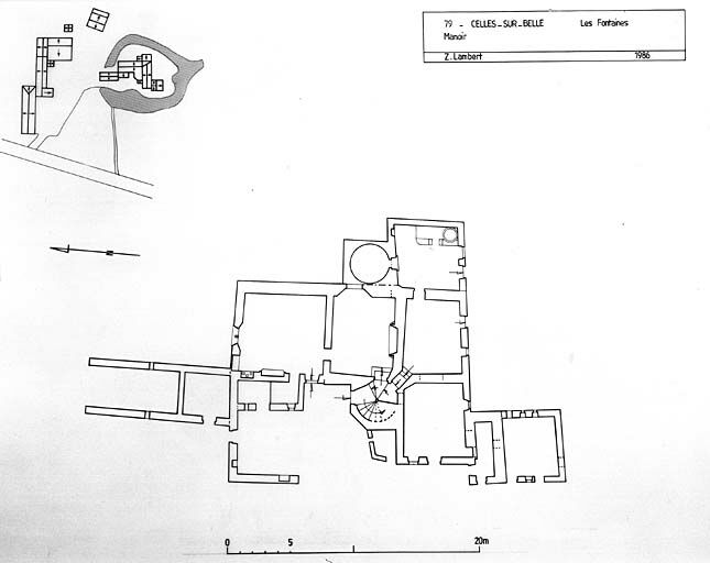 Manoir des Fontaines
