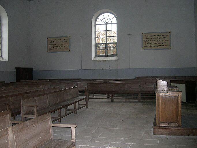 Temple de protestants