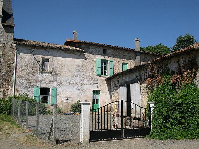 Manoir de Virsay