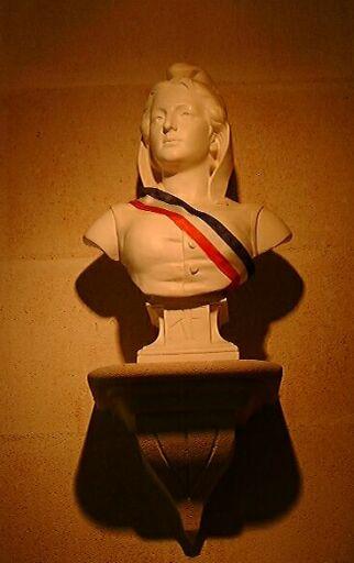 Buste de la République