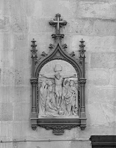 Chemin de croix 1