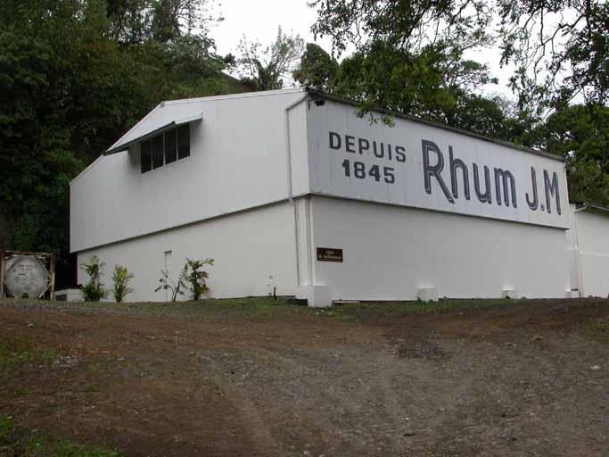 Distillerie dite Rhum J.M.
