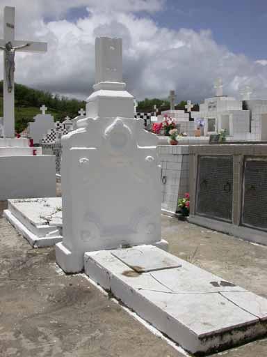 Dalle funéraire de Joachim Barria