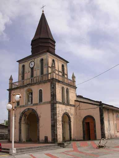 Eglise paroissiale Saint Jean Baptiste