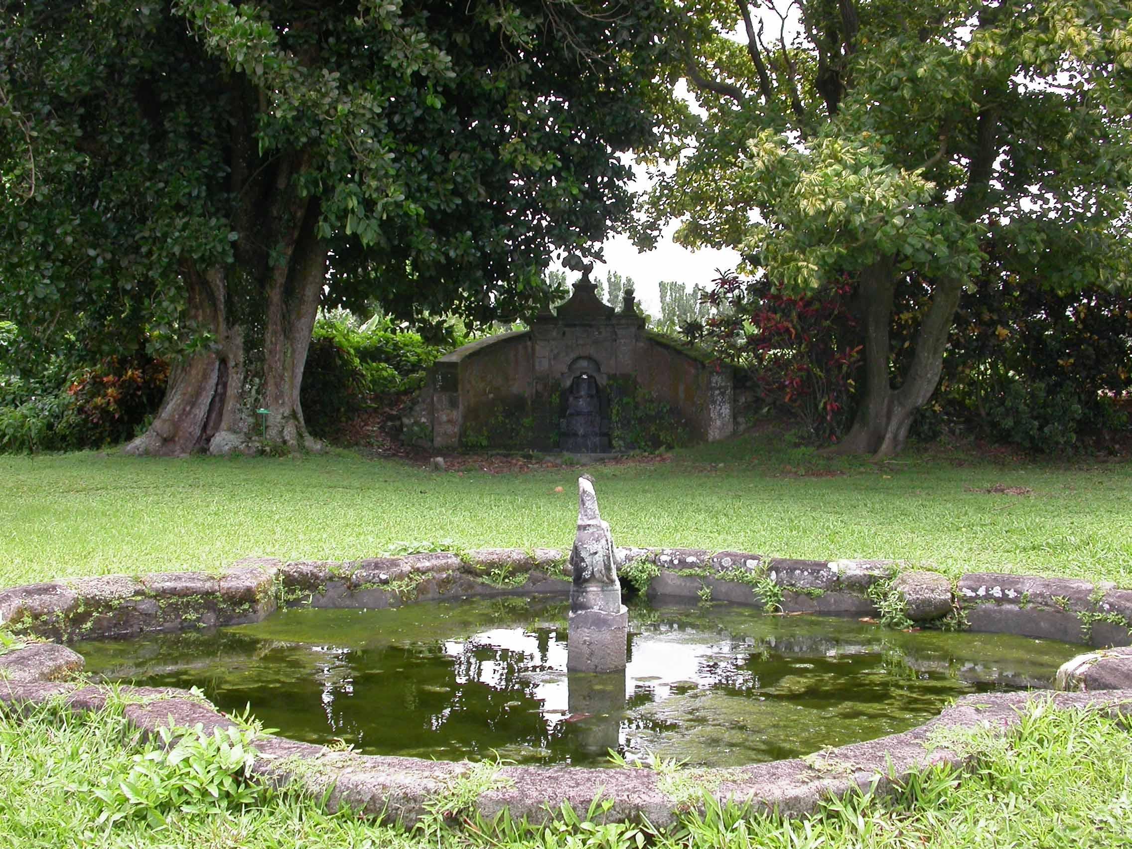 Jardin d'agrément dit Jardin à la française