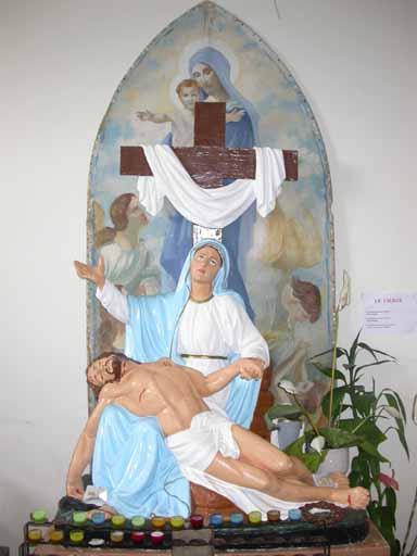 Statue de la Pieta