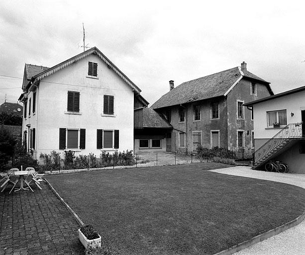 usine de bonneterie Mérat, puis Niglis