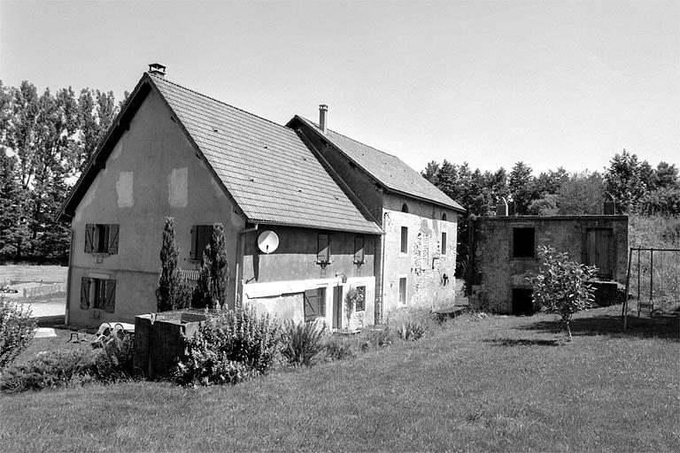 moulin à farine Clavey