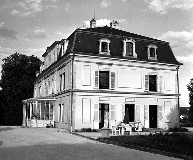 demeure d'industriel dite château Edouard Japy