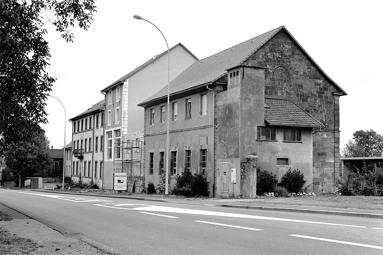 brasserie Grisez, actuellement immeuble