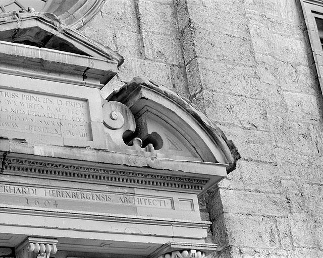 église paroissiale, temple Saint-Martin