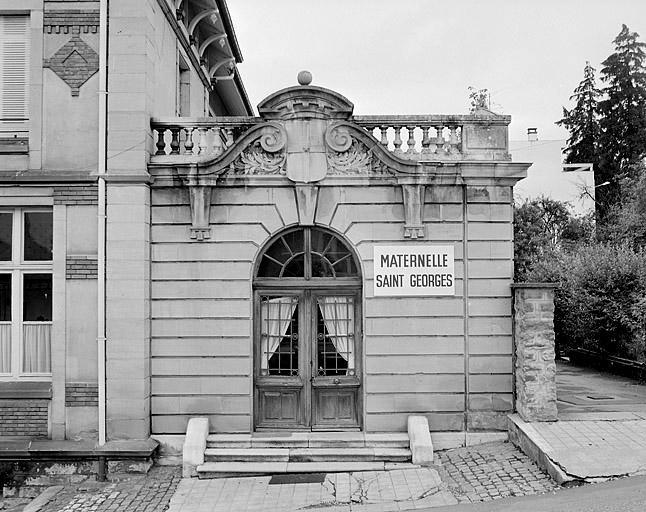 école maternelle Saint-Georges