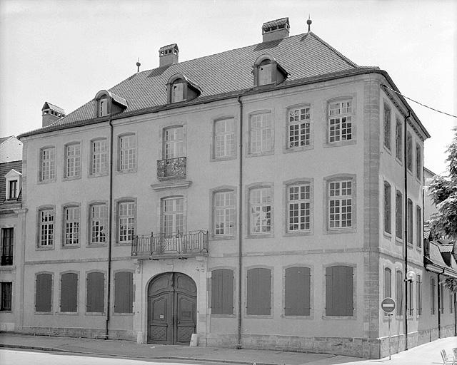 hôtel Rossel