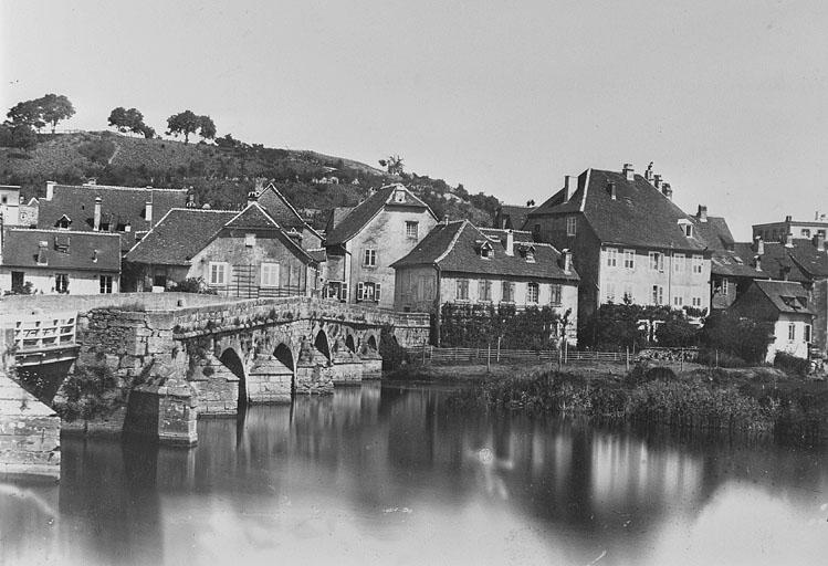 pont dit Grand Pont puis Pont Armand Bermont