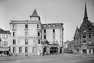 hôtel de voyageurs de Mulhouse