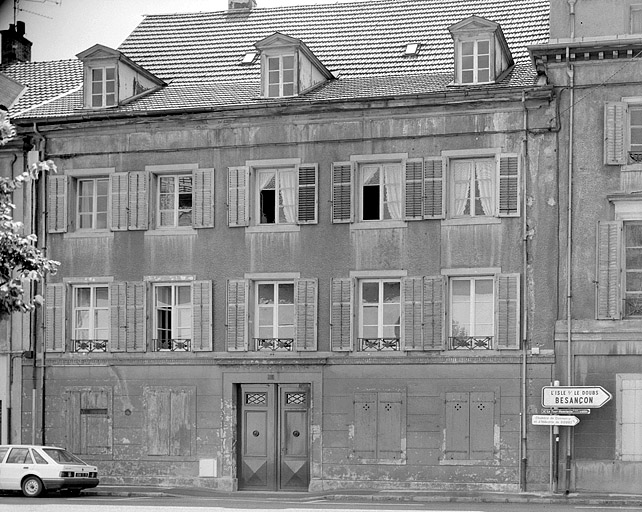 maison du Grand Cerf