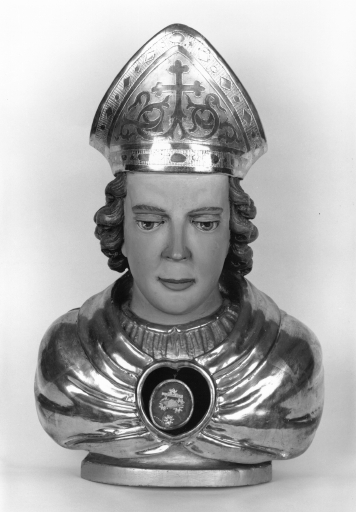 reliquaire de saint Nicolas