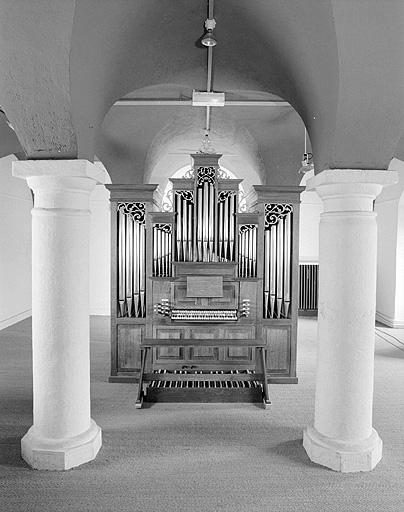 orgue (orgue d'étude)
