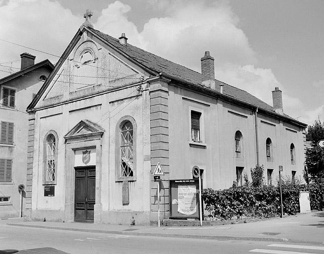 temple de Protestants dit Eglise évangélique