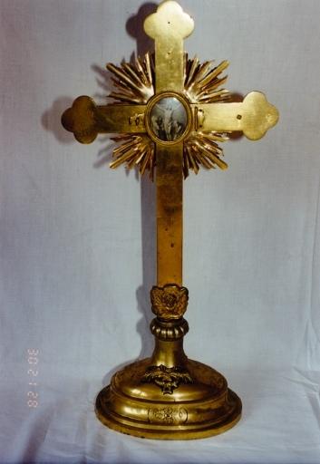 Reliquaire de la Croix