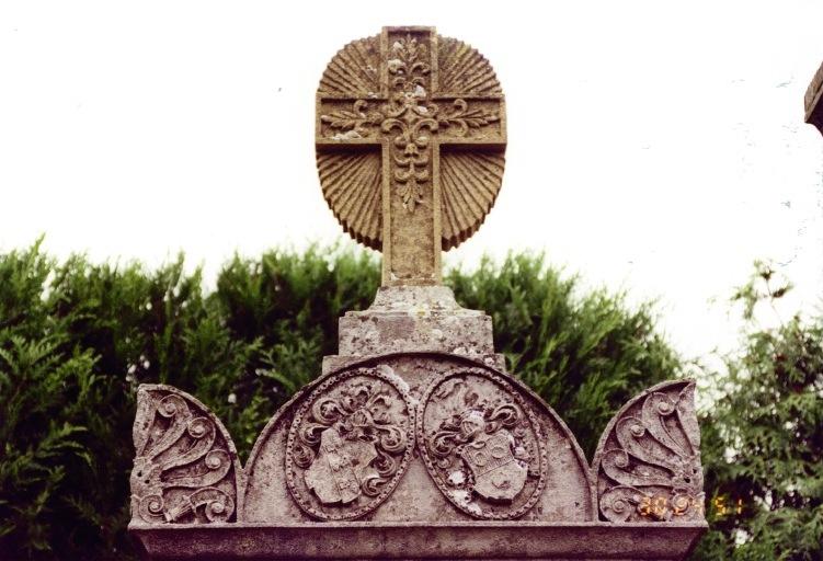 monuments funéraires de la famille de Gohr (4)