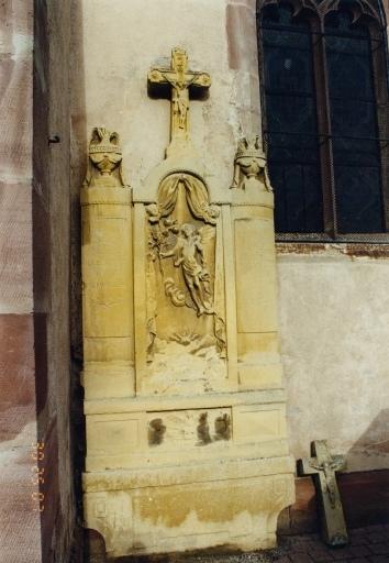 monument funéraire des époux Ingold-Rémy