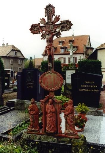 Tombe de la famille Eberlen