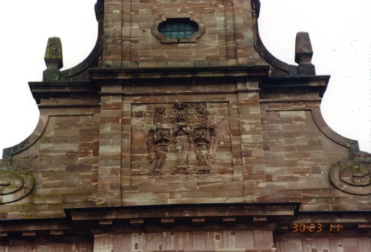 église paroissiale Saint-Erasme