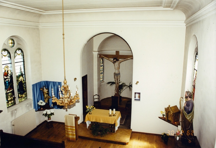 chapelle Saint-Henri, chapelle de l'hôpital