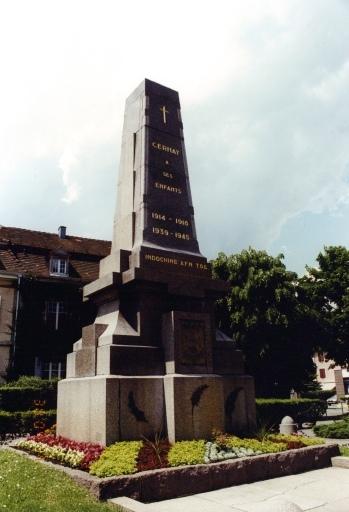 Monuments aux morts (L)