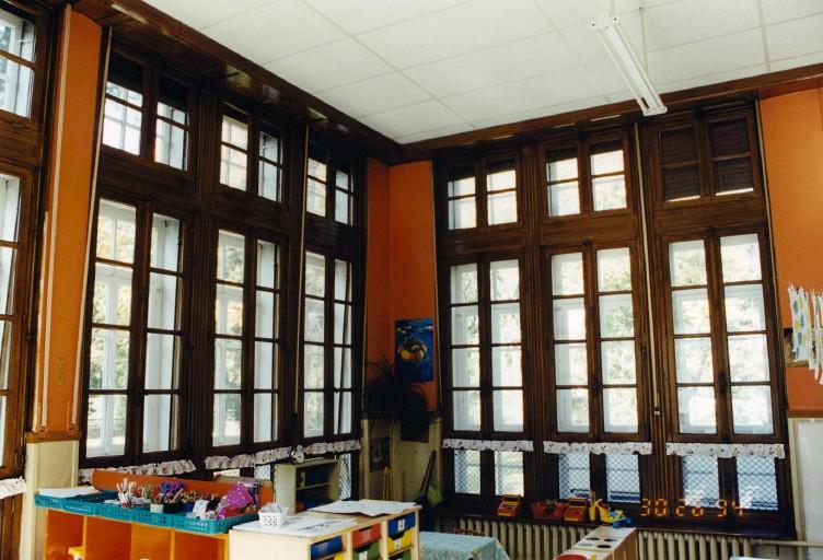 école maternelle de la cité Rossalmend