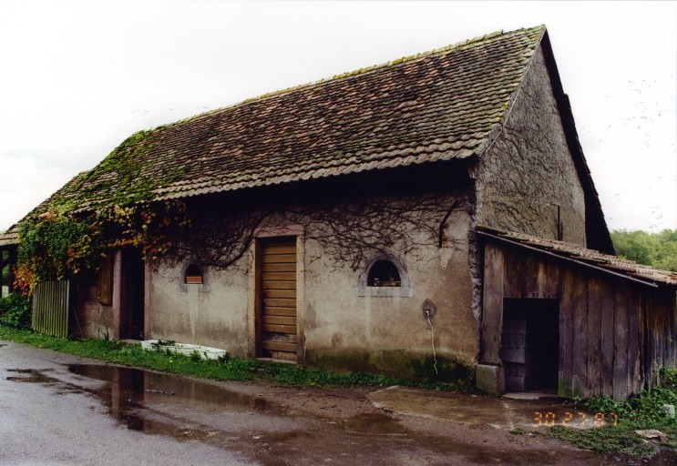 ferme Bussière