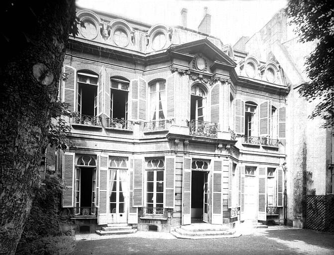 Bien-aimé Monuments historiques et bâtiments protégés de Paris 7e  LJ91