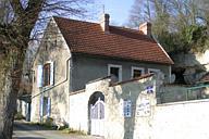 Presbytère, actuellement maison