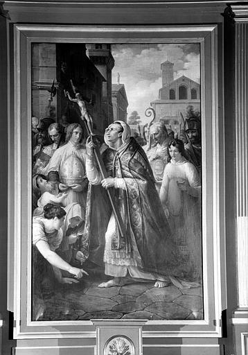 Procession de Saint Charles pendant la peste de Milan