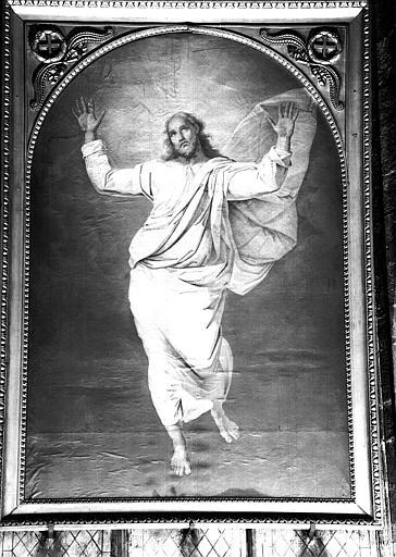 tableau et cadre : la Transfiguration
