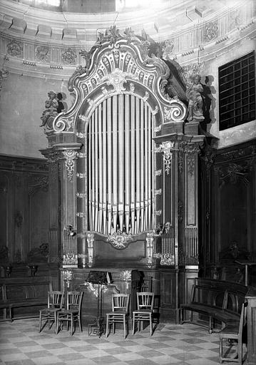 orgue de choeur