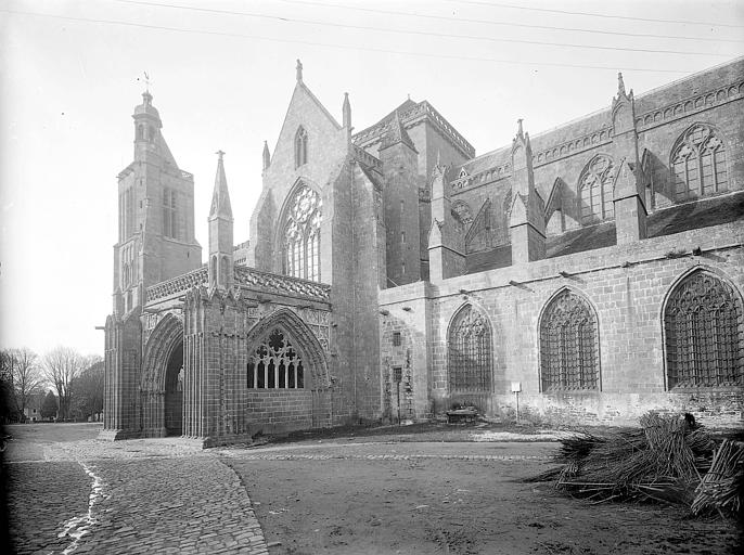 Ancienne cathédrale Saint-Samson