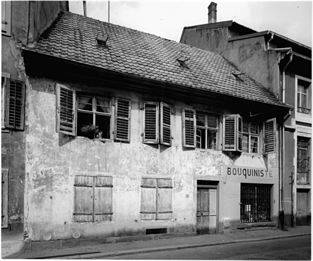 Maison monument historique de mulhouse actuacity for Accouchement difficile a la maison
