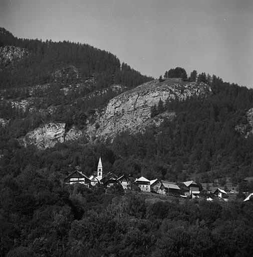 présentation de la commune de Puy-Saint-Vincent
