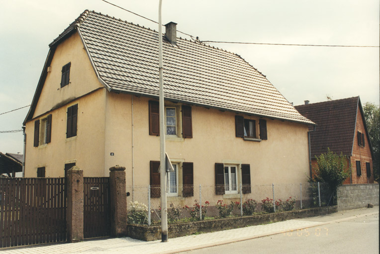 présentation de la commune de Baltzenheim