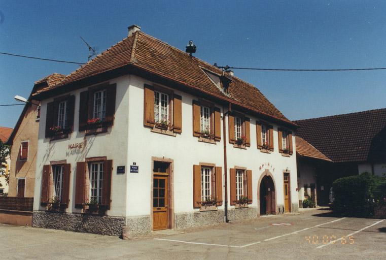 Ecole, mairie