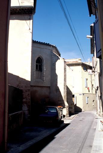 chapelle des Carmes (ancienne)