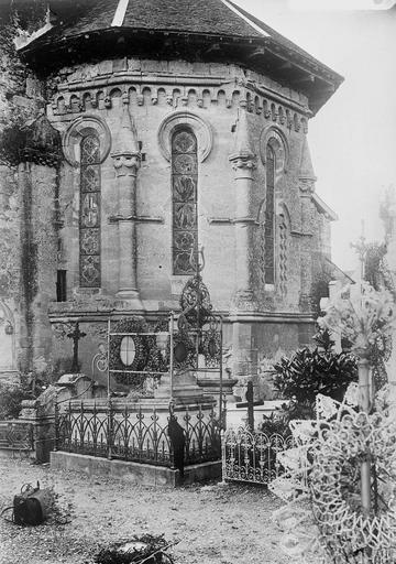 Photo de Abside du monument Eglise Ambonnay
