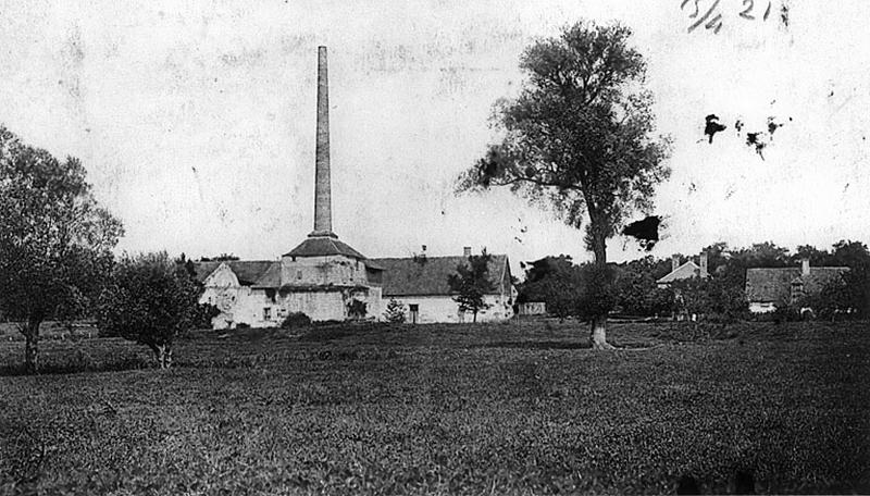 Moulin, Tannerie